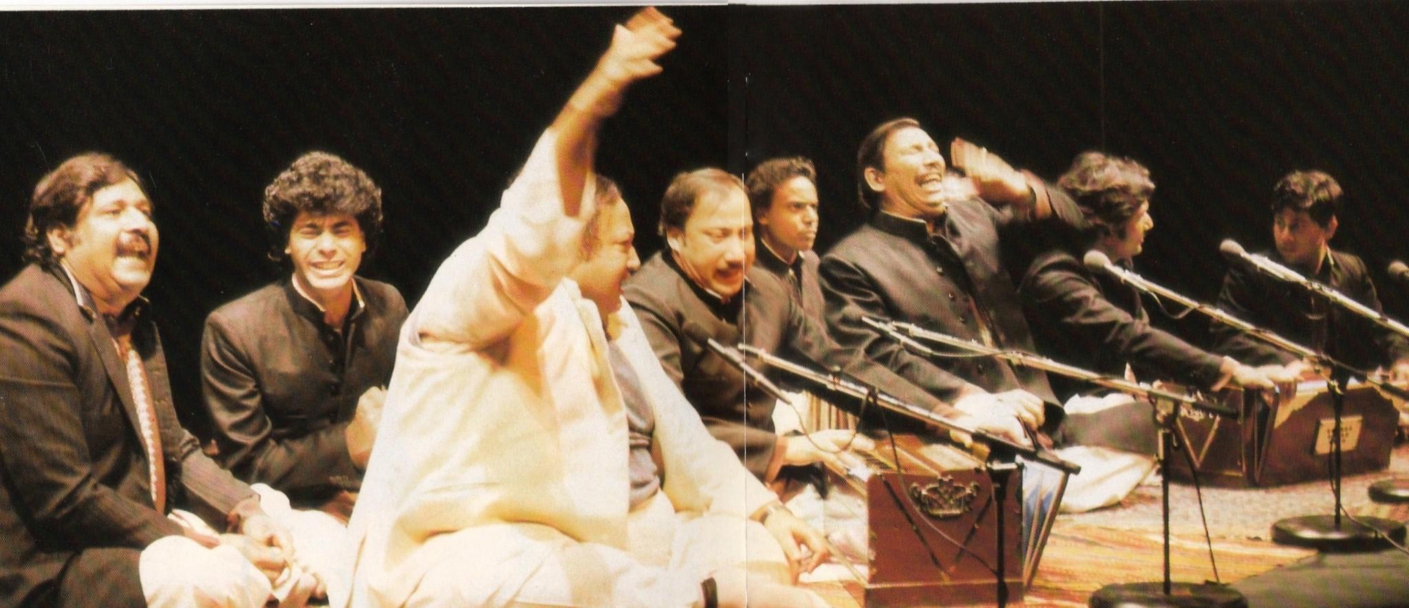 Nusrat Fateh Ali Khan - En Concert À Paris Vol. 2