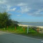 Road to Hala Sultan, North Cyprus