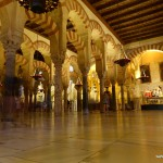 Cordoba Mosque [Mezquita de Córdoba] or Mosque–Cathedral of Córdoba, Spain.