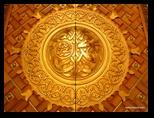 Golden Door of Masjid-e-Nabwi, Madina Munawara