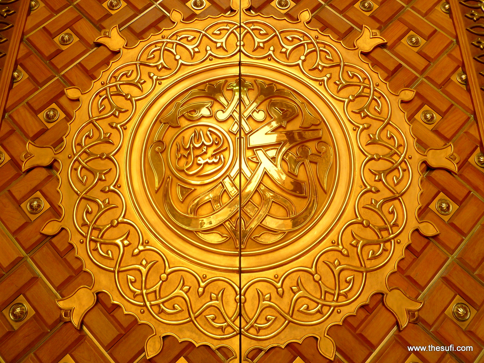 Islamic Art :: Wallpapers Of Mecca And Medina