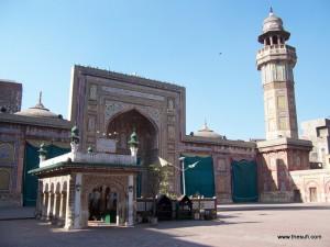 lahore inner city masjid wazir khan and fakir khana museum (5)
