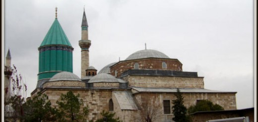 Mevlena Rumi Shrine