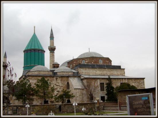 Mevlena Rumi Shrine