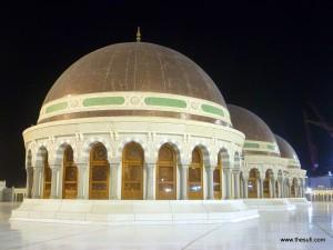 Roof of Masid-e-Haraam