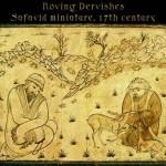 Sufi resting under a Tree : Sufi Art
