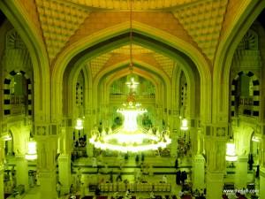 Interior of Masjid-e-Haraam