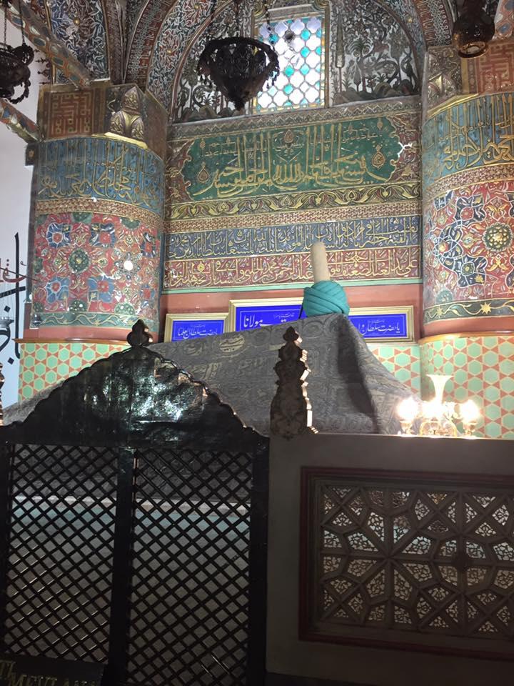 Mevlana Tomb