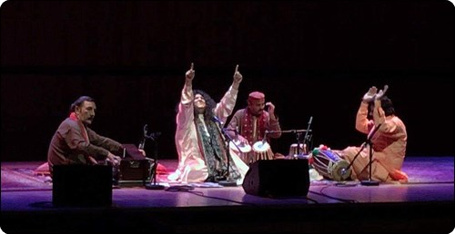 Abida Parveen at Alchemy Festival London
