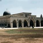 Aqsa Mosque Old Rare photo