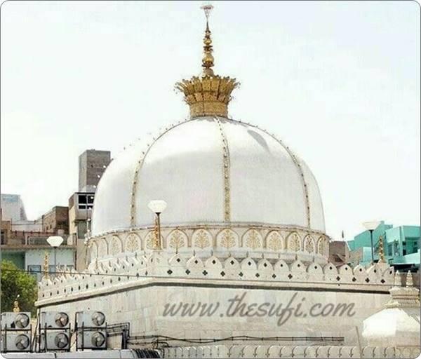 Mazar of Hazrat Sheikh Khwaja Syed Moinuddin Hasan Chishti RA