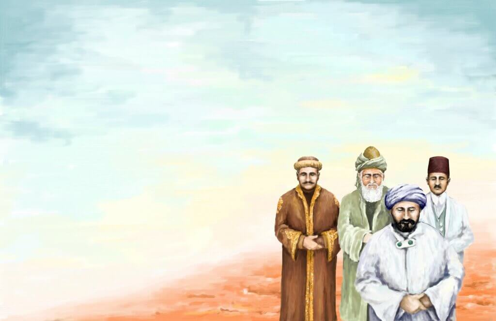 Iqbal Verses Javidnama