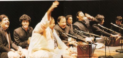 Nusrat Fateh Ali Khan - Live in Paris