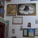 Entrance of Shaykh Nazim residence