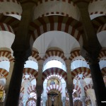 Cordoba Mosque [Mezquita de Córdoba] or Mosque–Cathedral of Córdoba, Spain.