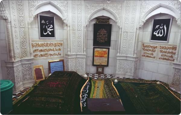 Rauza Sharif Dargah of Hazrat Mujaddid Alf-Isfani