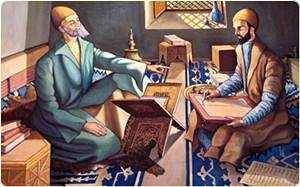 Sufi-Student-and-Teacher