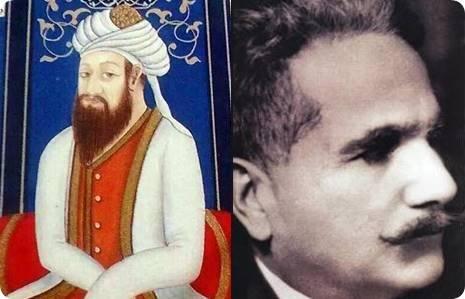 Syed Hamdani and Allama Iqbal