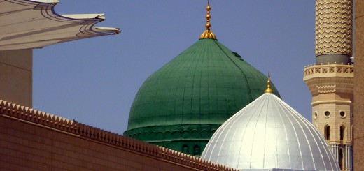 The green dome, Madina Munawara