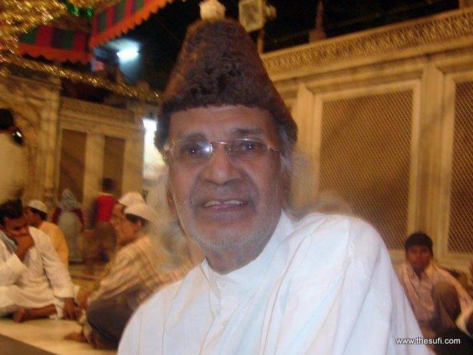 Ustad Meraj Ahma Nizami Ji