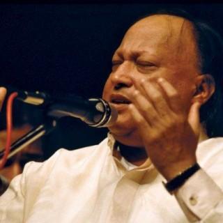 Ustad Nusrat Fateh Ali Khan (13th October 1948 – 16th August 1997)