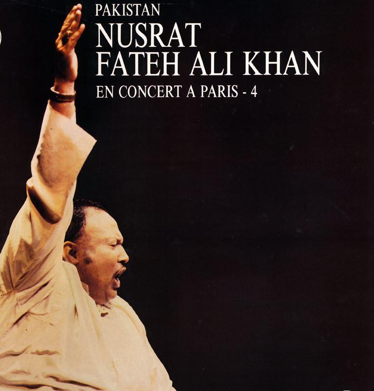 """Ustad Nusrat Fateh Ali Khan Sahib: """"Haqq Ali Ali Ali, Maula"""