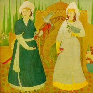 Aahang-e-dilbari - A.R.Chughtai