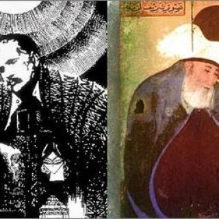 allama iqbal and rumi