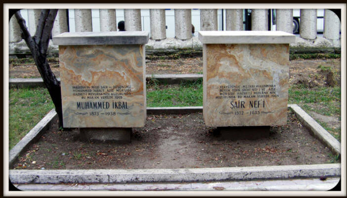 Allama Iqbal Konya Grave