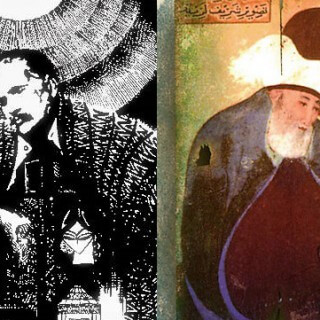 iqbal and rumi