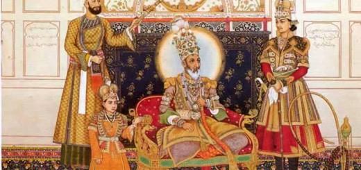 Bahadar Shah Zafar