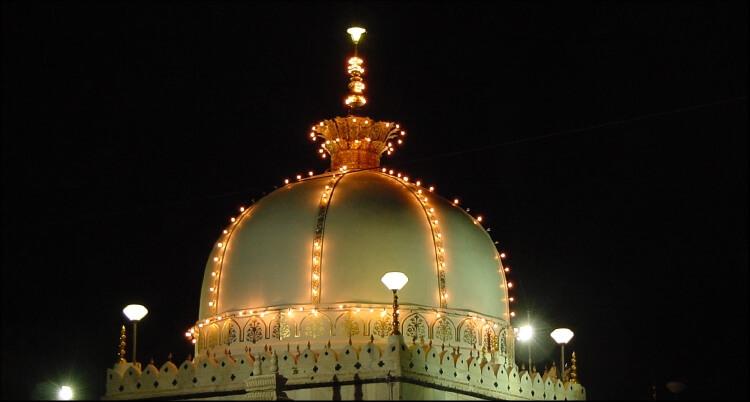 Ajmer Sharif Dargah - Moinuddin Chishti