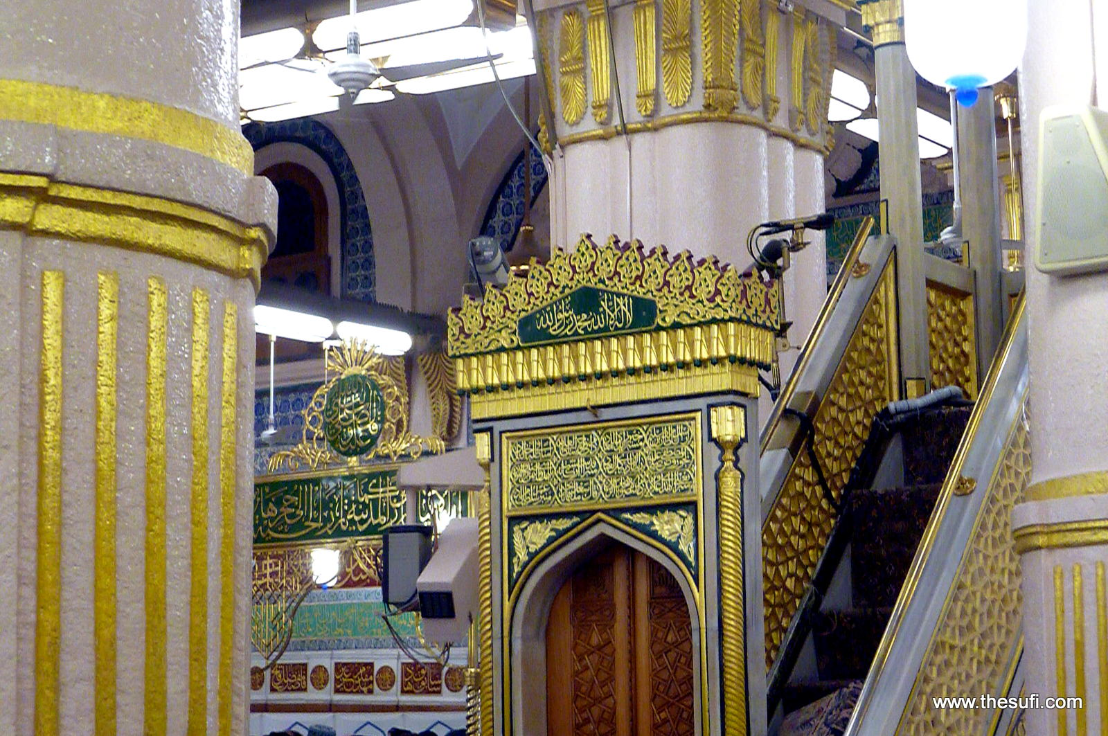 Islamic Art :: Wallpapers of Mecca and Medina | TheSufi com