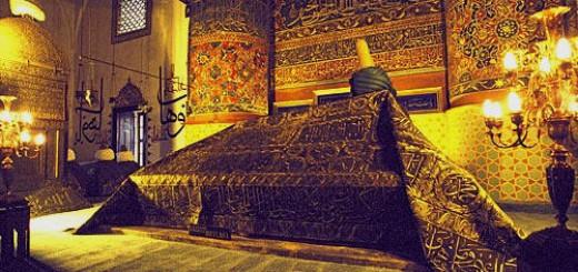 Mevlana Rumi Grave, Konya
