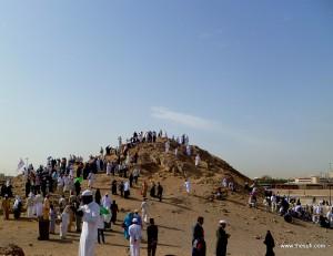 Uhad Mountain