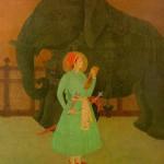 Prince Saleem: A.R. Chughtai