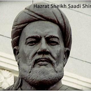 statue of saadi