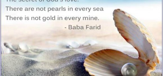 Quote by Baba Farid