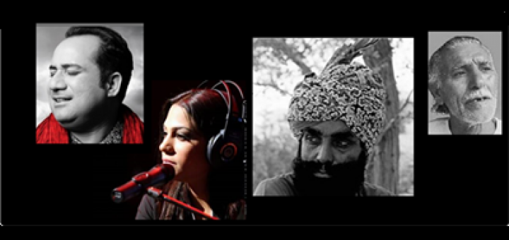 sufi singers from south asia