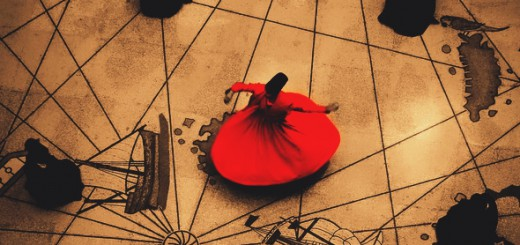 whirling sufi